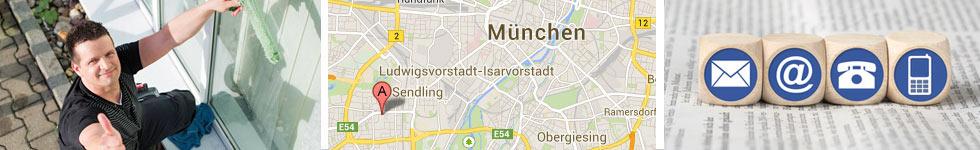 Alles Perfect Gebäudereinigung München - Kontaktinformationen