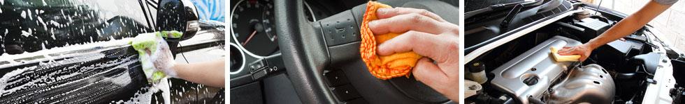 Fuhrparkwartung, Fahrzeugpflege und Fahrzeugaufbereitung