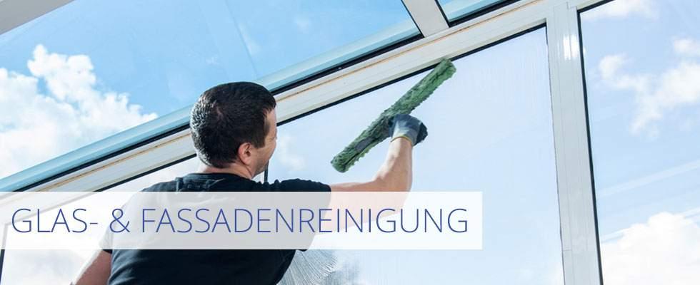 Fenster- und Fassadenreinigung