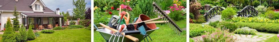 Pflege und Instandhaltung der Grünanlagen rund um Ihr Gebäude